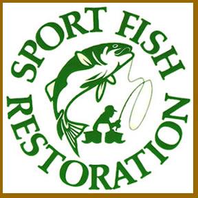 Please support Sport Fish Restoration