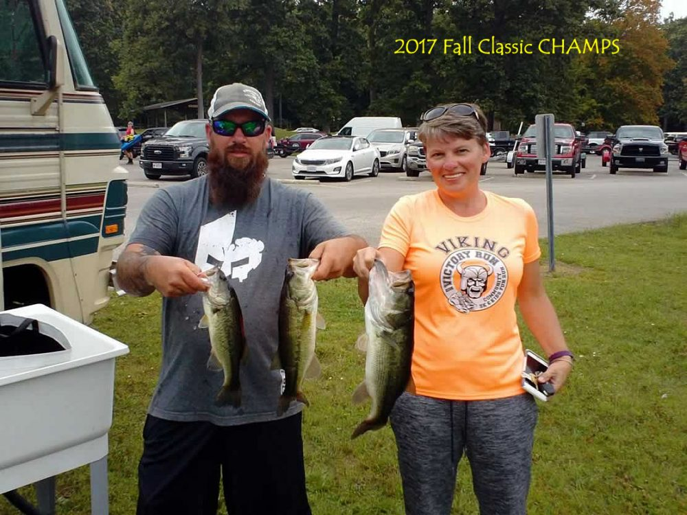 2017 Fall Classic CHAMPS - Better Half Tour