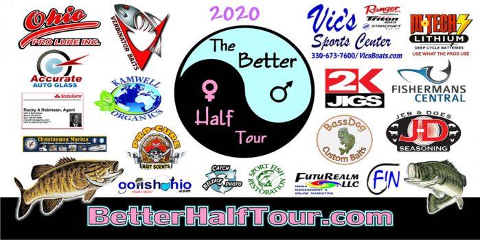 Better Half Tour 2020 Couples Bass Fishing