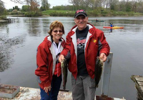 2019 Spring Fling - Couples Bass Fishing