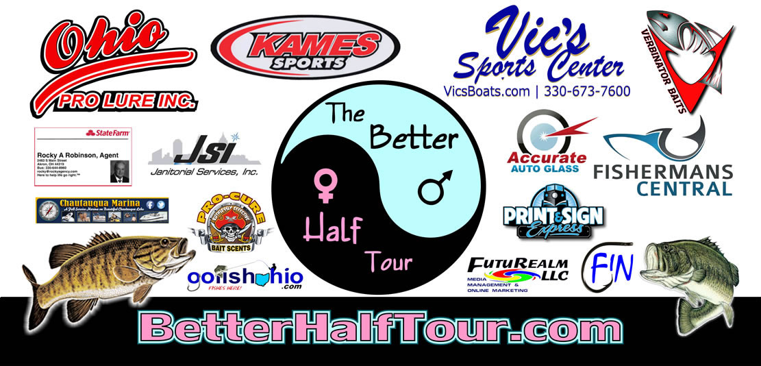 Better Half Tour 2019 - Couples Bass Fishing