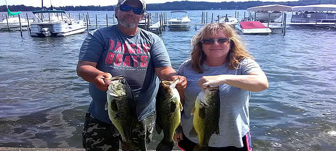 Better Half Tour - Couples Bass Fishing Tournaments