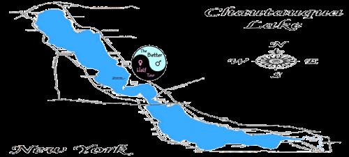 Chautauqua Lake NY - Better Half Tour