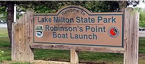 Lake Milton State Park - Jersey Street