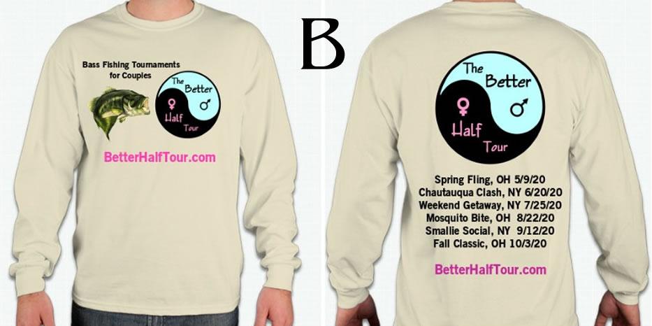 2020 Better Half Tour Shirts