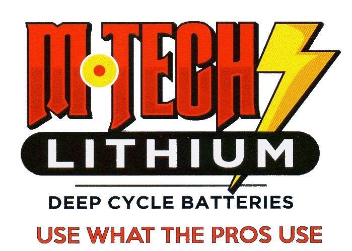 MTech Lithium Deep Cycle Battery