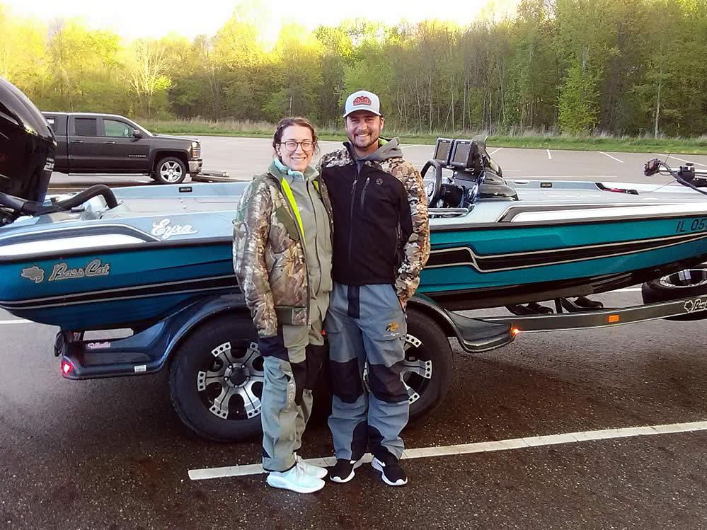 2021 Spring Fling - Couples Bass Fishing