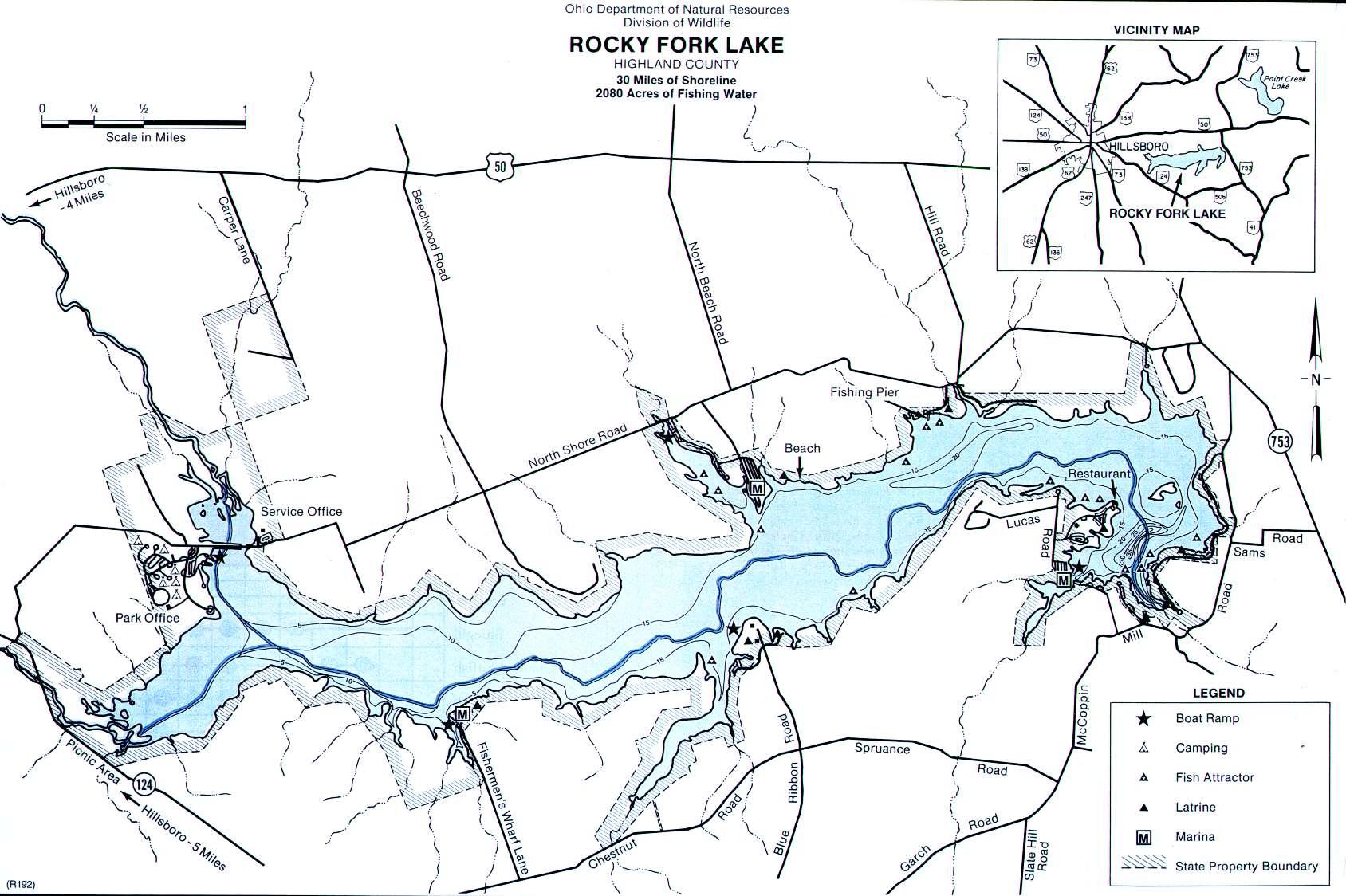 Rocky Fork Lake - Better Half Tour