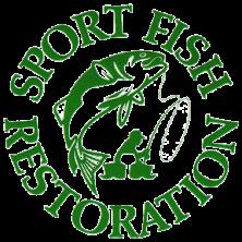 We support Sport Fish Restoration